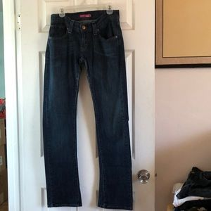 Levi's Tilted 504 Jeans